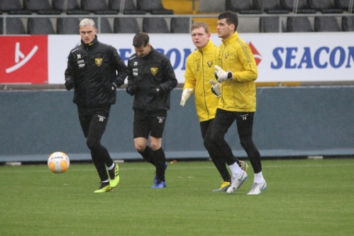Training VVV Venlo 11.02.2019_1